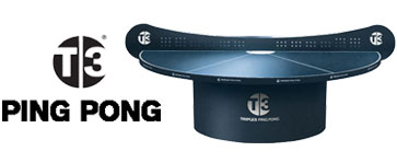 Get Free Delivery On All Outdoor Table Tennis Tables