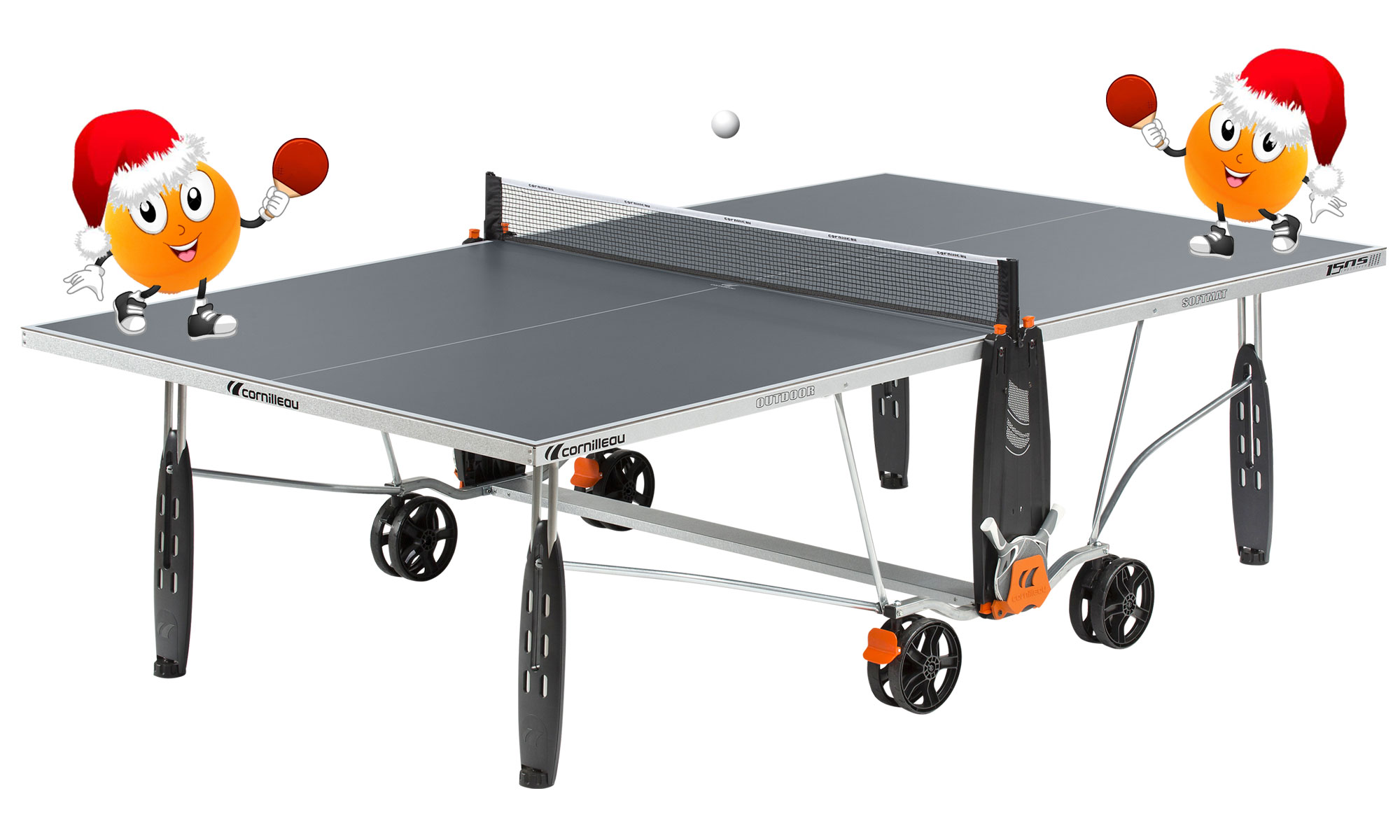 Cornilleau sport 150s crossover outdoor table tennis table - Weatherproof table tennis table ...