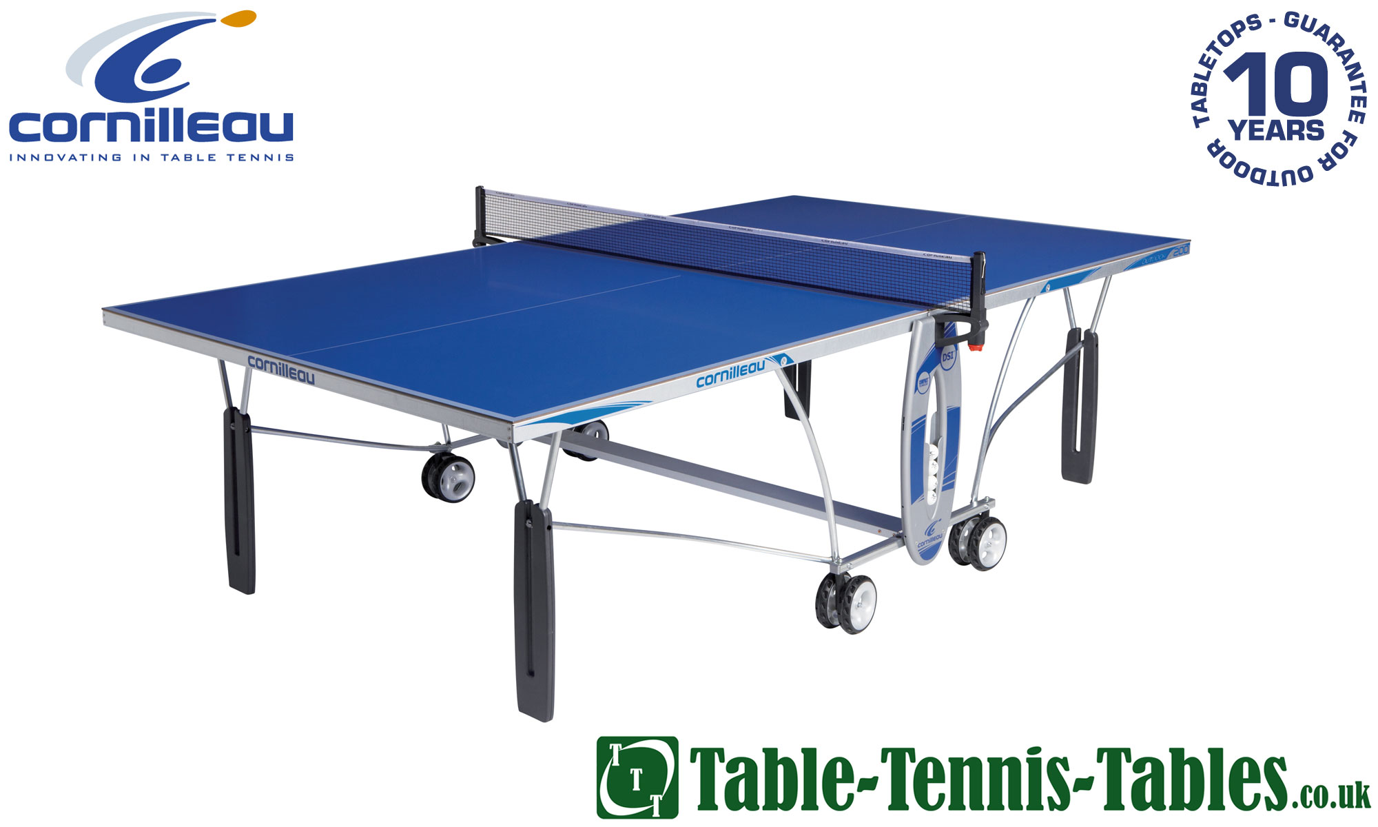 Cornilleau sport 200 outdoor discontinued - Table tennis de table cornilleau outdoor ...