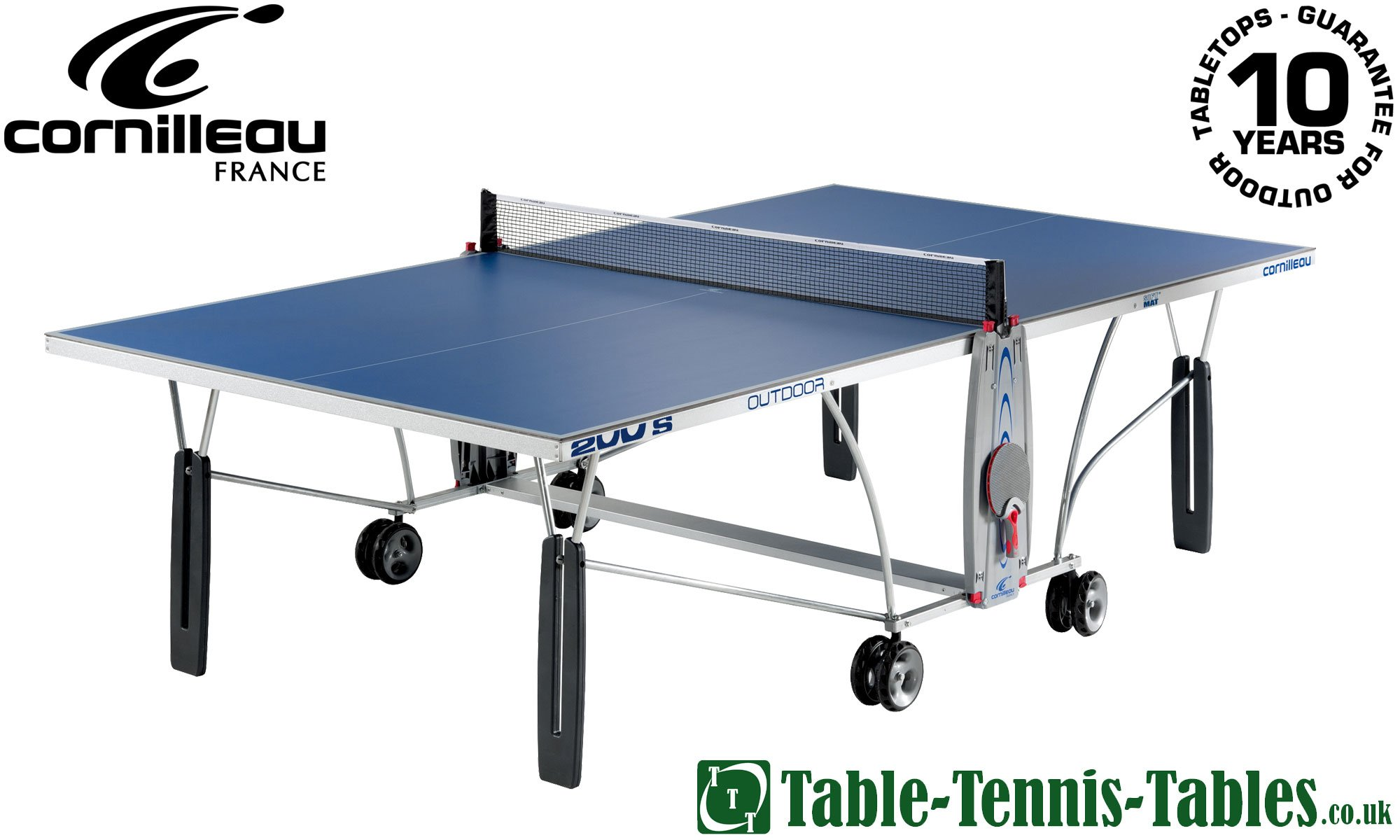 Cornilleau sport 200s discontinued - Full size table tennis table dimensions ...
