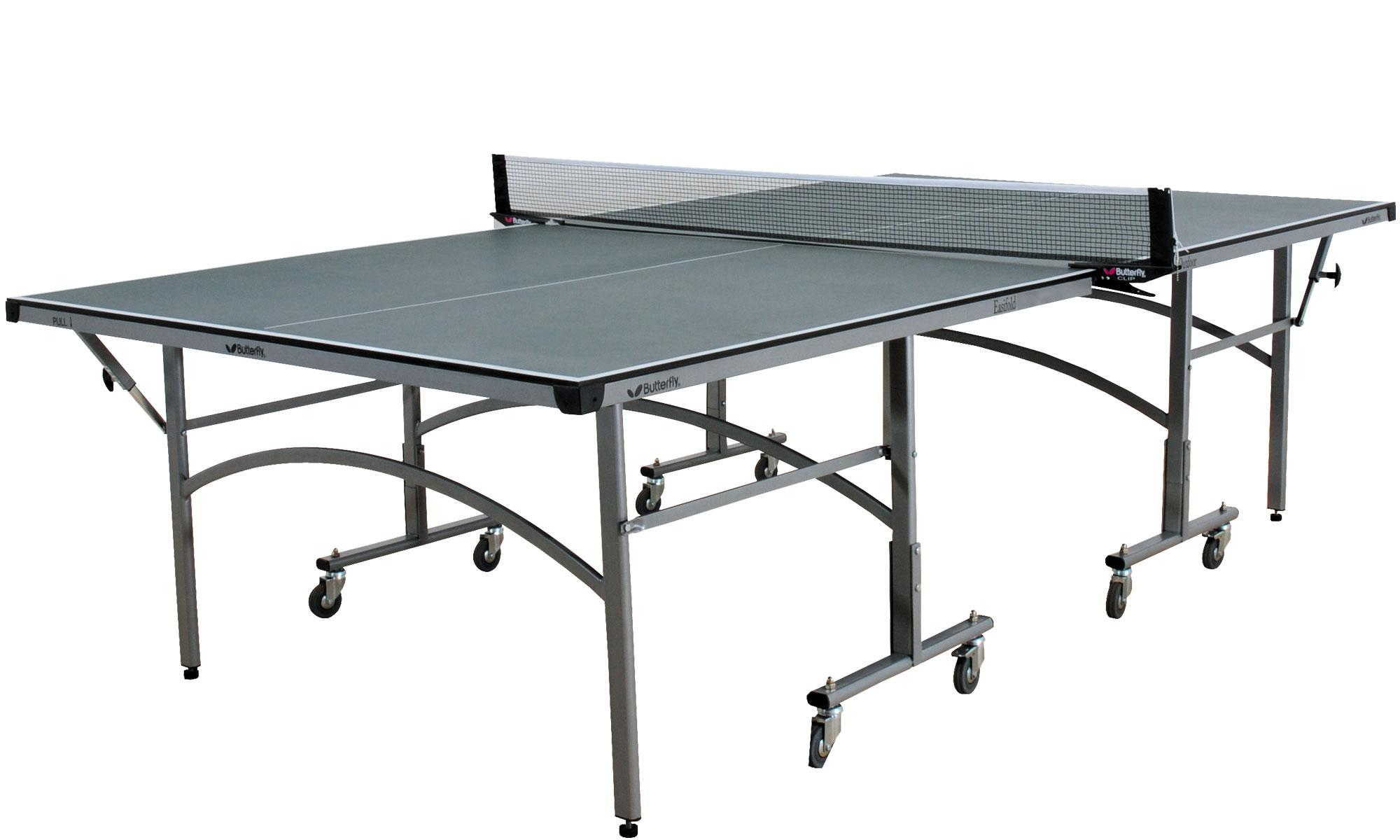 Butterfly easifold outdoor table tennis table - Weatherproof table tennis table ...