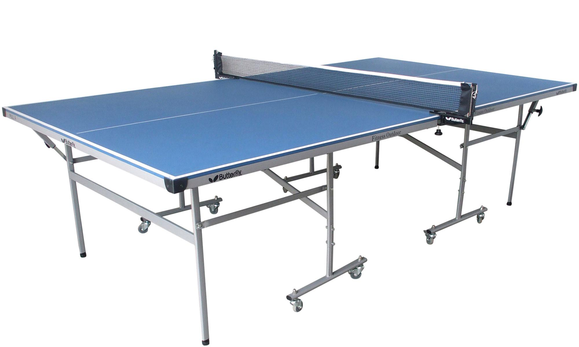 Butterfly fitness indoor table tennis table table tennis for Table tennis