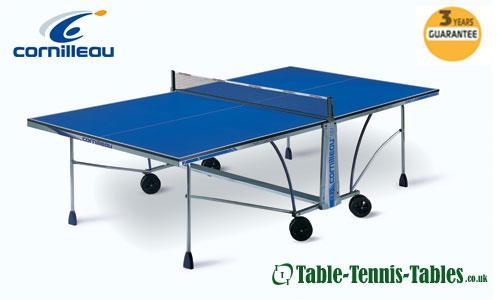 Cornilleau hobby first superseded by sport 100 - Cornilleau outdoor table tennis cover ...
