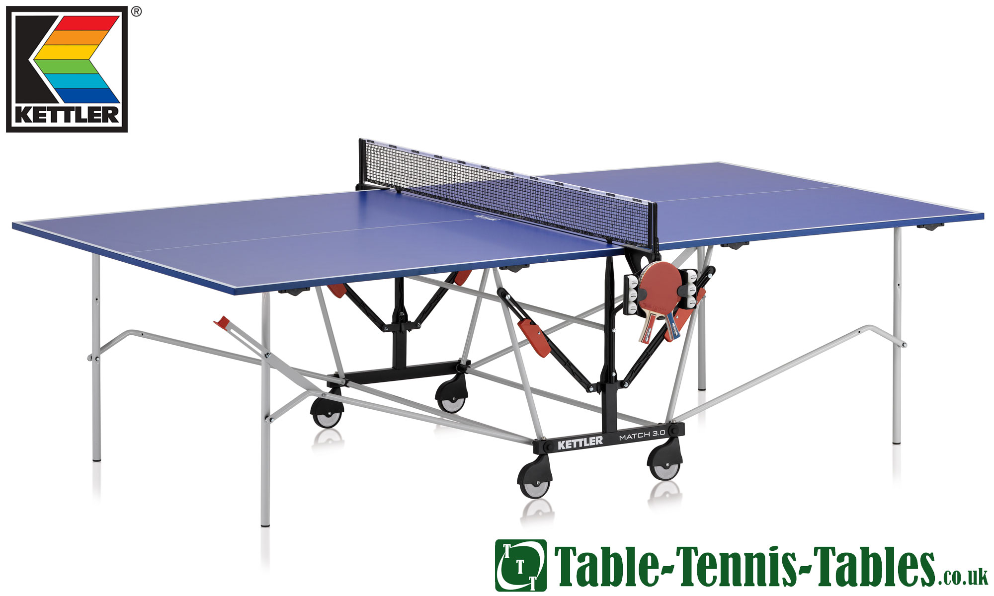 Kettler match 3 0 indoor discontinued - Full size table tennis table dimensions ...