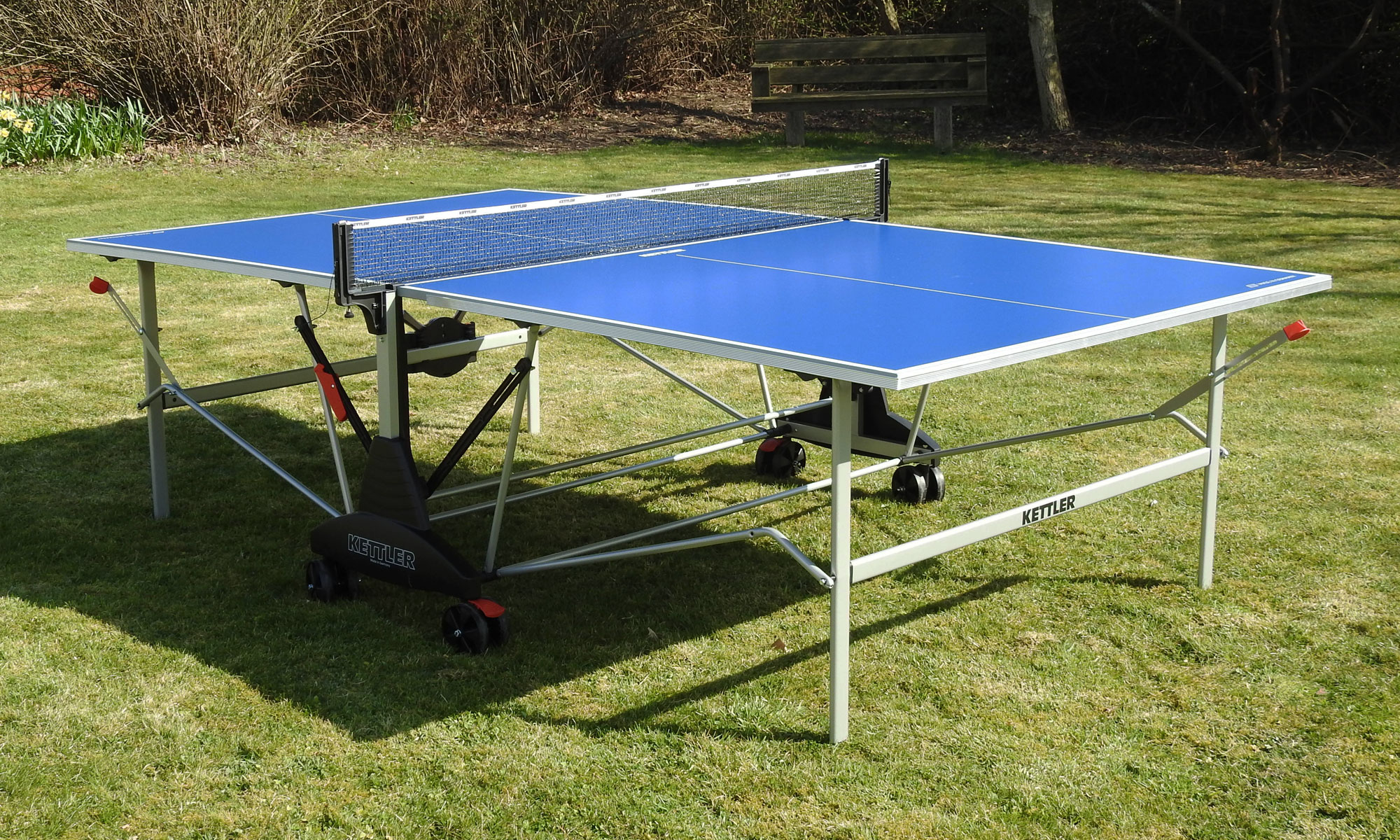 kettler stockholm gt outdoor table tennis table. Black Bedroom Furniture Sets. Home Design Ideas