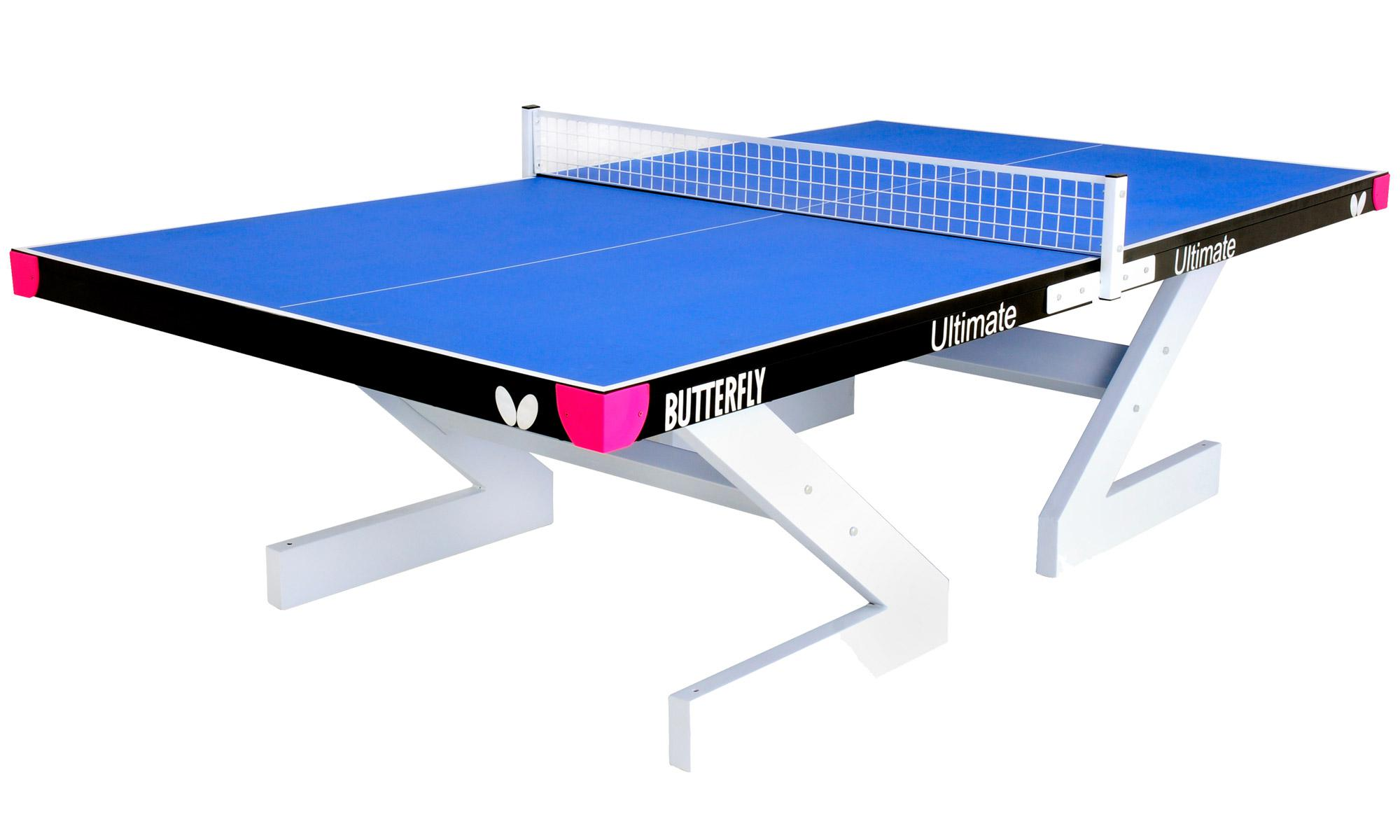 Butterfly ultimate outdoor table tennis table for Table tennis
