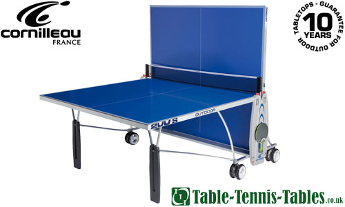 Free fast delivery price promise - Cornilleau outdoor table tennis cover ...