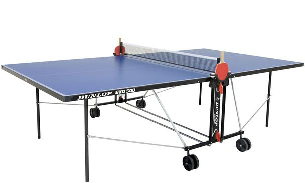 Dunlop evo 500 outdoor table tennis table table tennis tables co uk