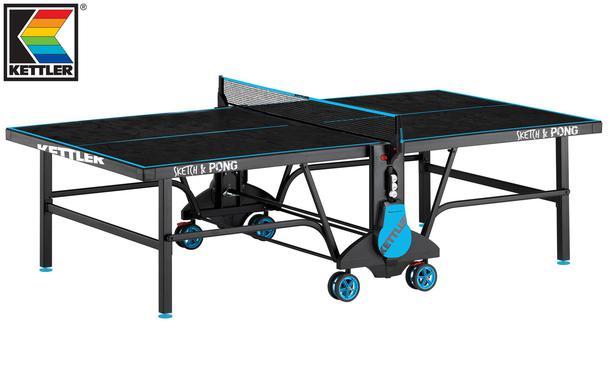 kettler sketch and pong discontinued. Black Bedroom Furniture Sets. Home Design Ideas