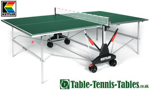 Kettler Stockholm Gt Outdoor Table Tennis Table Brand New