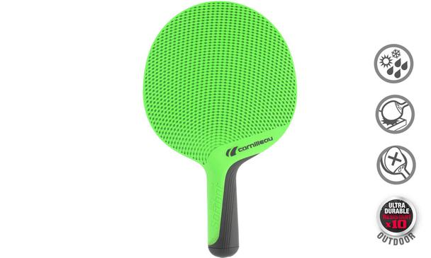 Cornilleau Green Soft Bat