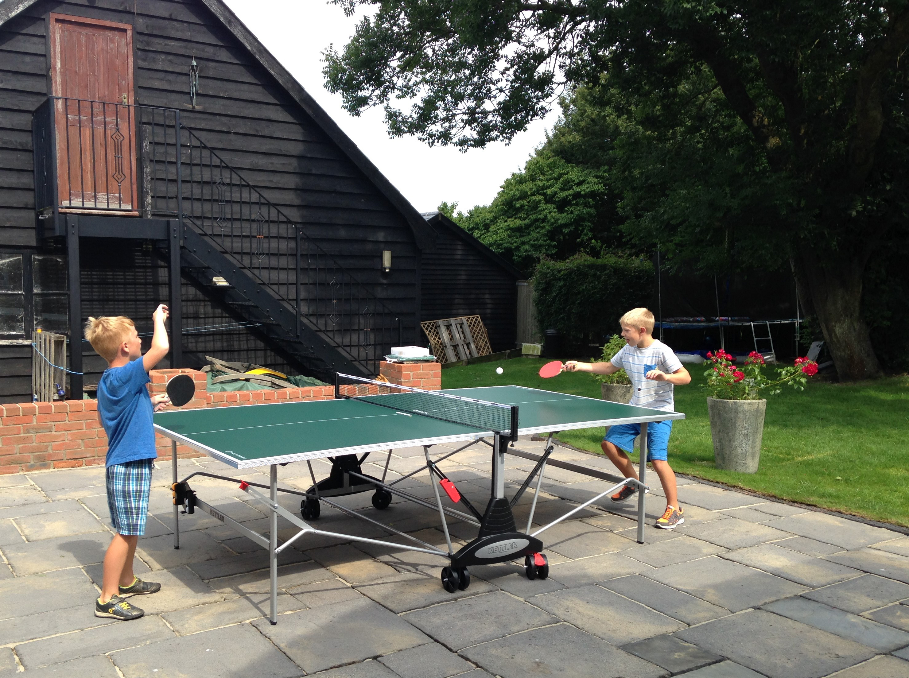 Customers Share the Pictures of Their Table Tennis Fun 822660c897c8