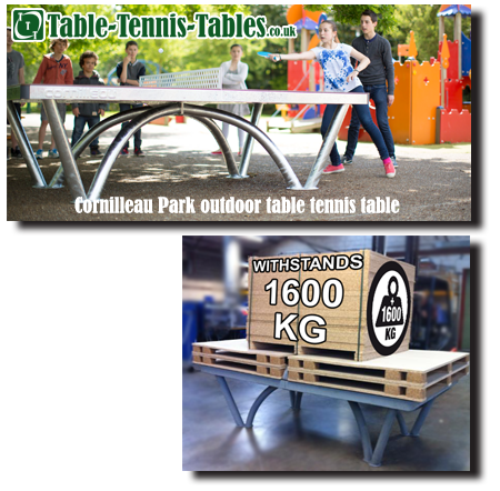 Cornilleau Park outdoor table