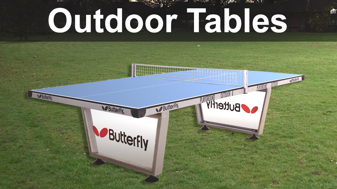 Click here to see Cornilleau Outdoor tables