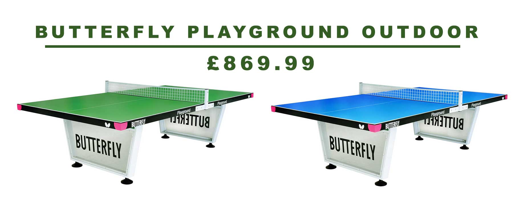 Butterfly Playground Outdoor Table