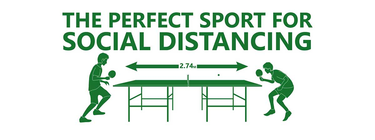 The Perfect Social Distance Sport
