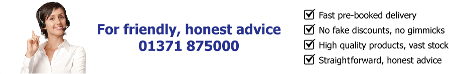 Standard Sales Banner With Telephone Number