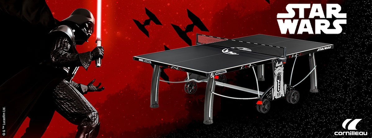 Cornilleau Star Wars Limited Edition Table