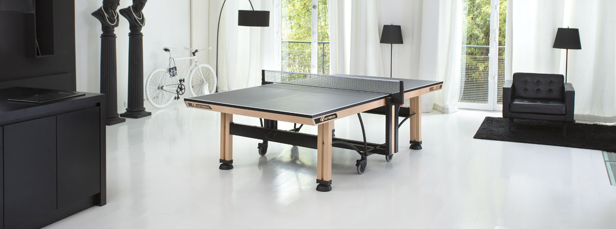 Cornilleau 850 Indoor Wooden Table Tennis Table