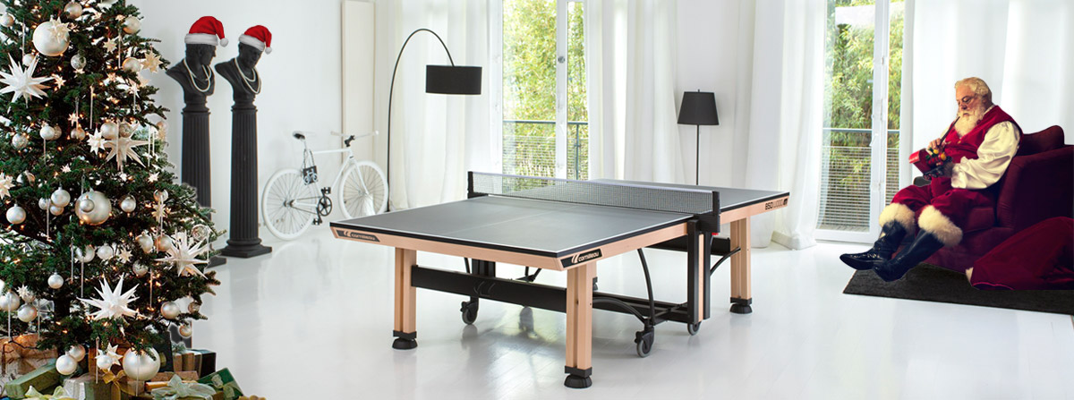 Table Tennis Table 850 Christmas