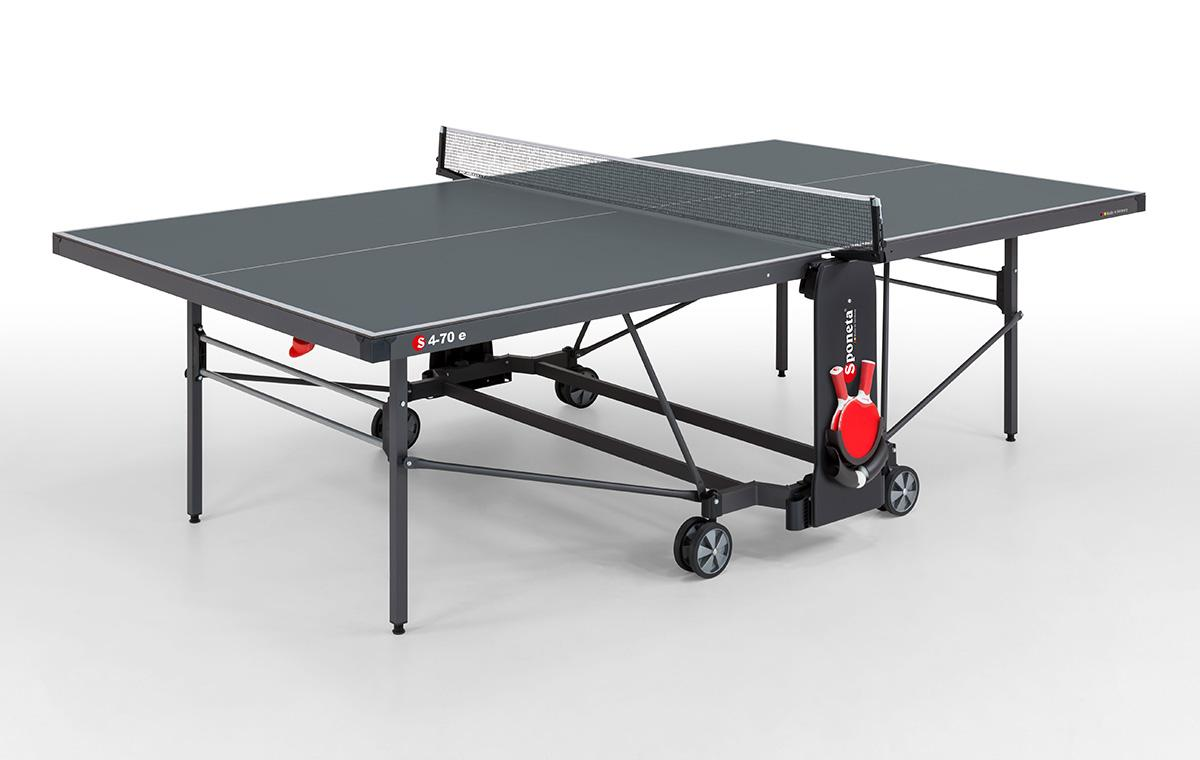 Sponeta Expert S4-70e Outdoor Grey Table Tennis Table
