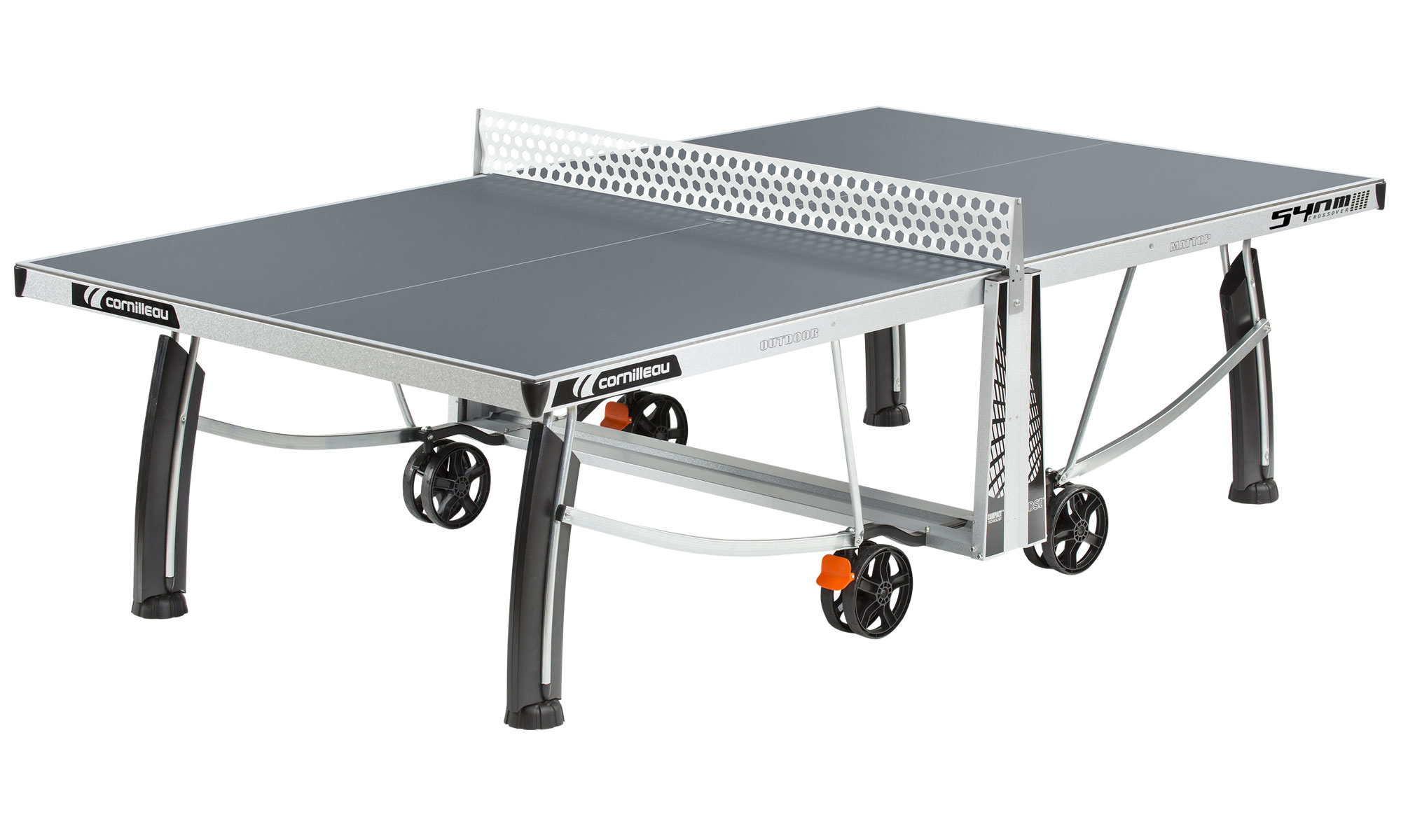 Cornilleau Pro 540m Crossover Outdoor Table Tennis Table