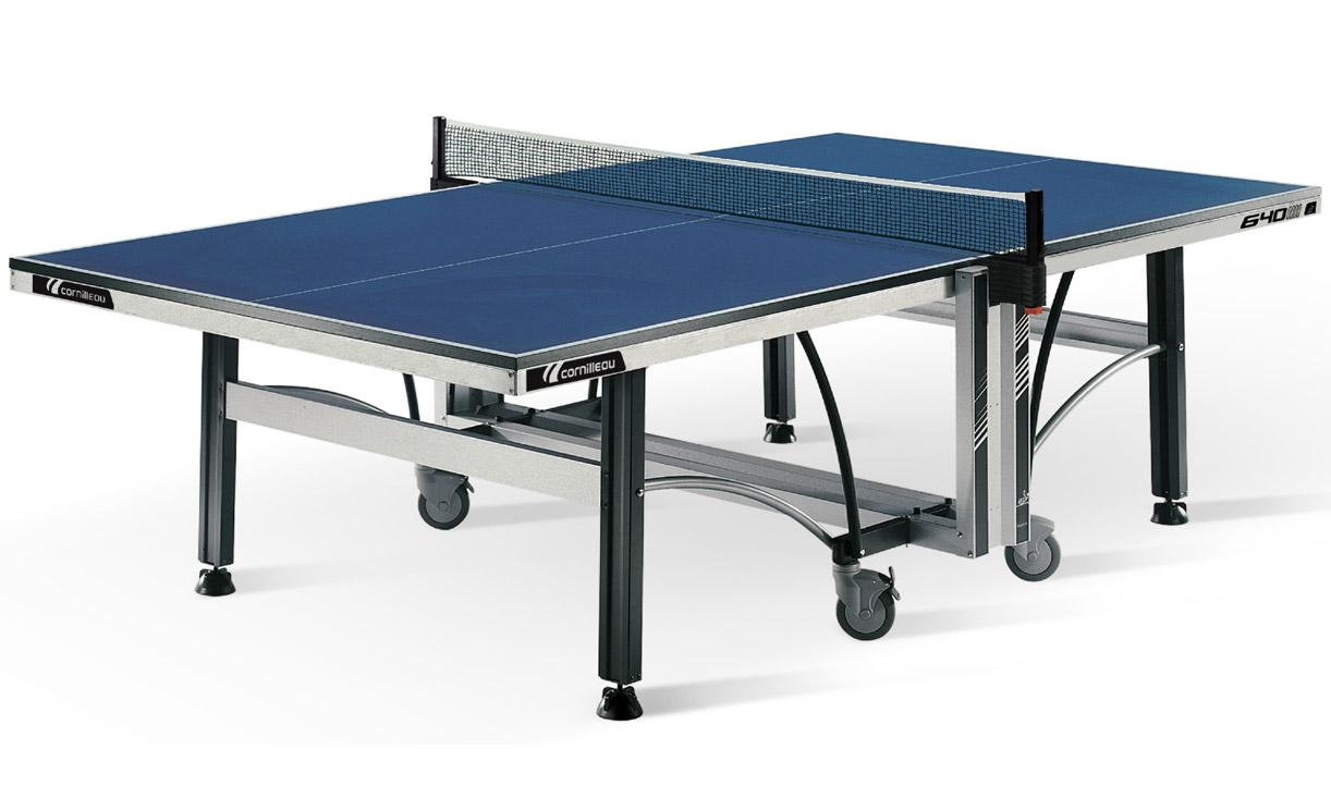 Cornilleau Competition 640 ITTF Indoor Table Tennis Table