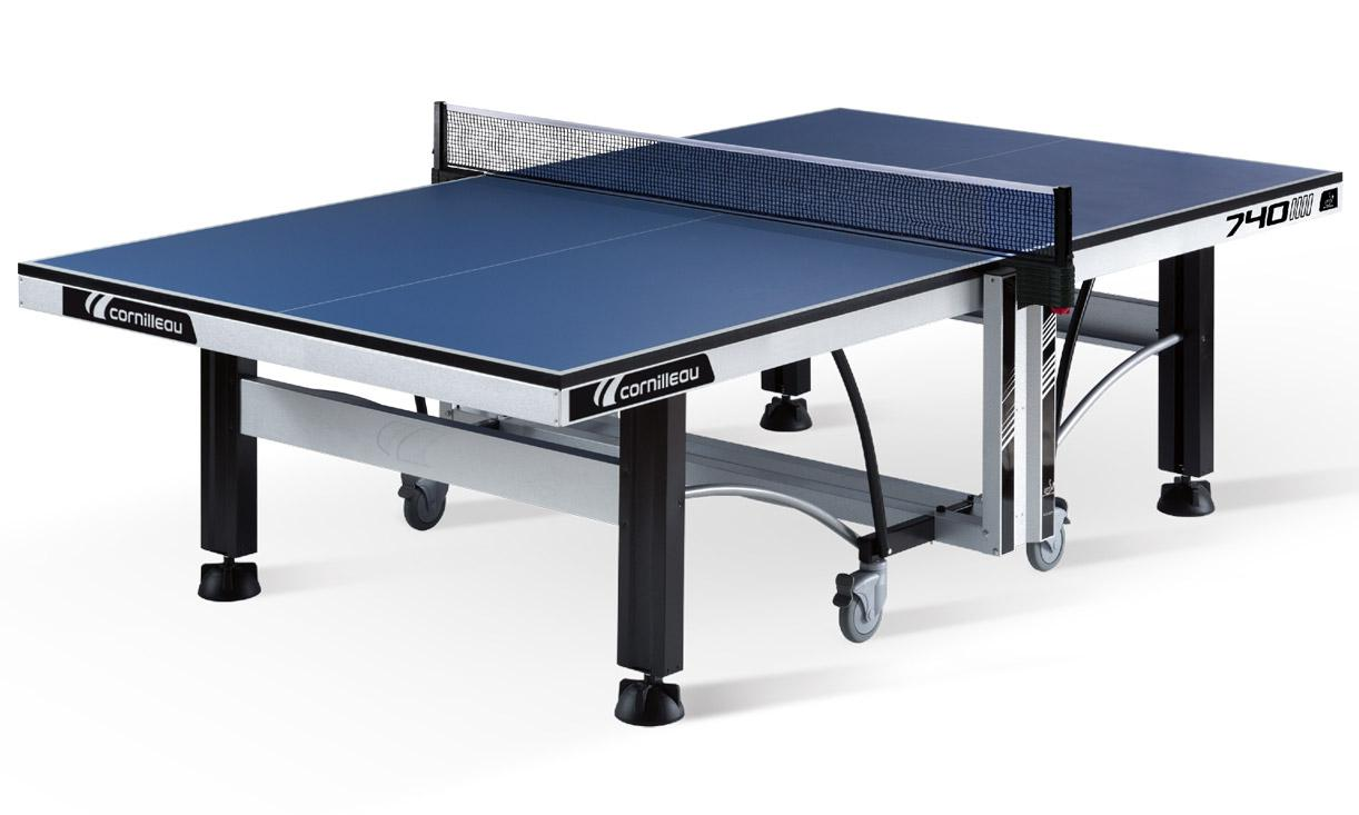 Cornilleau Competition 740 ITTF Indoor Table Tennis Table
