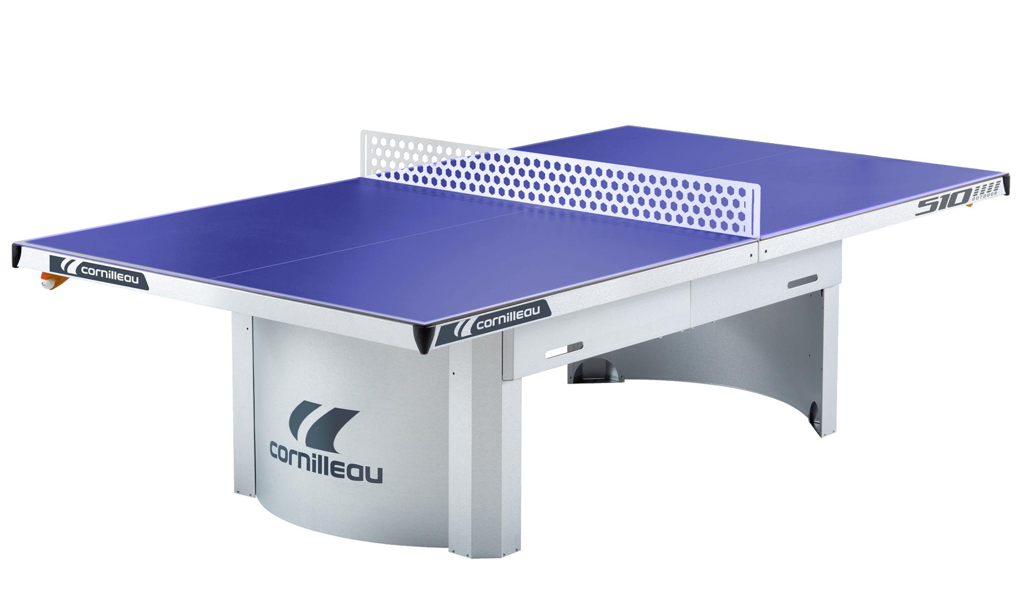 Cornilleau 510 Proline Outdoor Static Table Tennis Table - AVAILABLE IMMEDIATELY