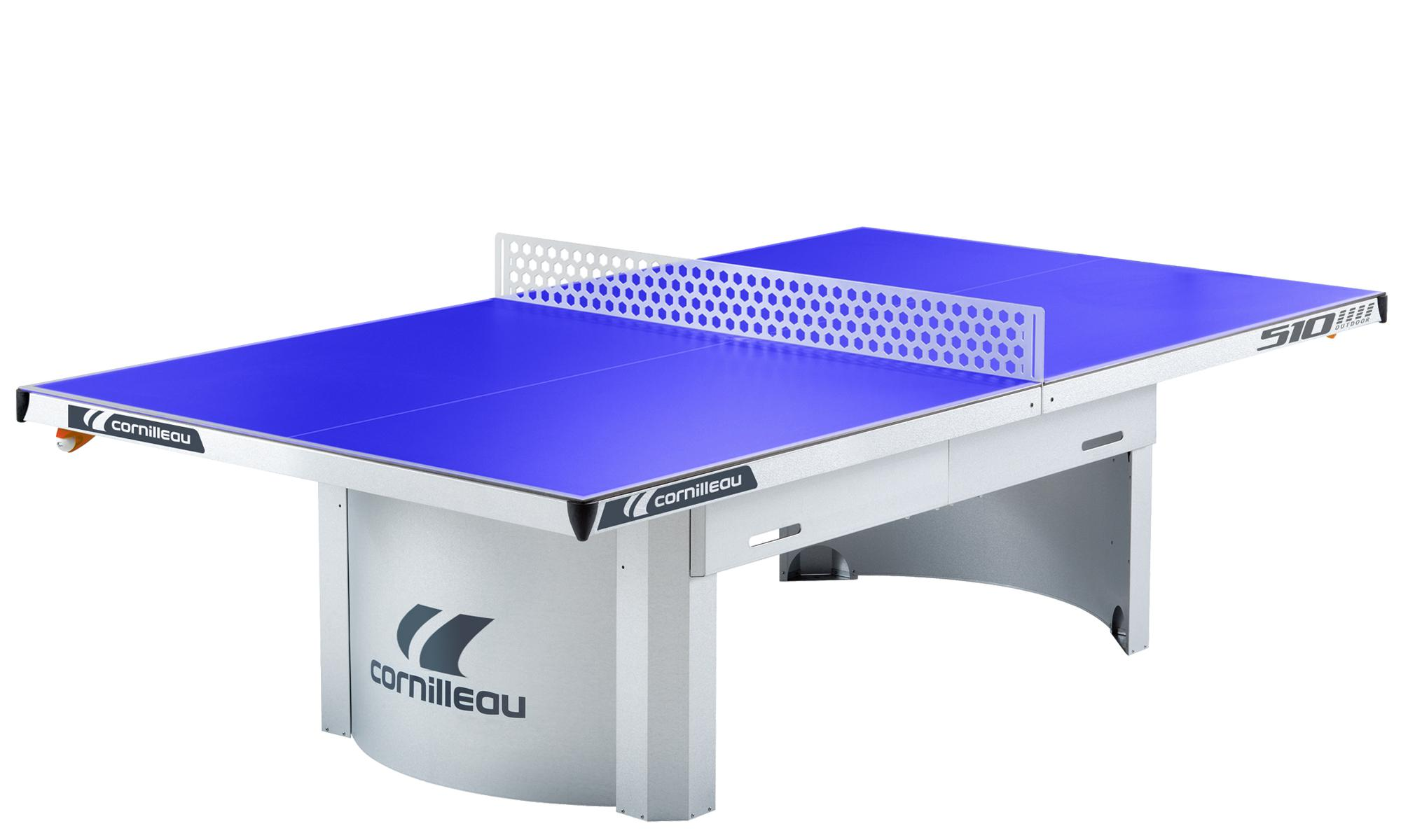 Cornilleau 510 Pro Outdoor Static Table Tennis Table