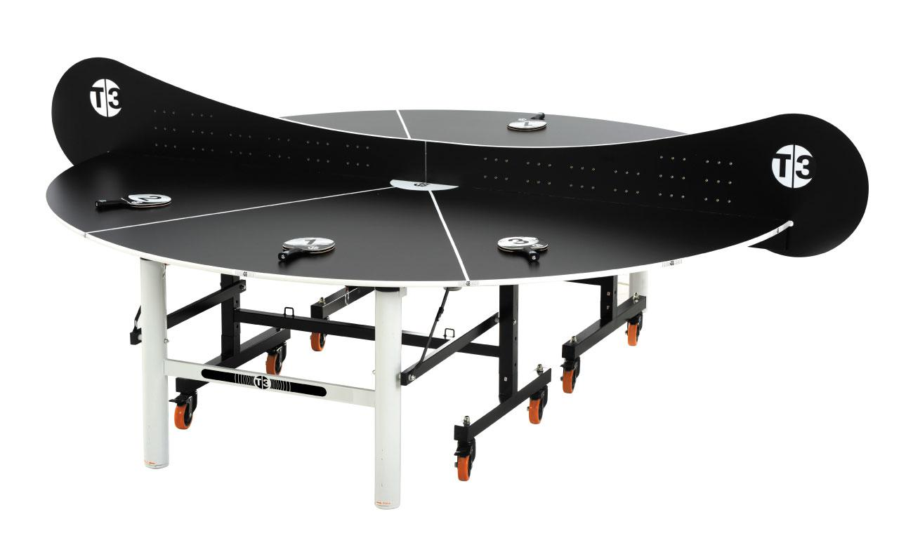 T3 Tournament Indoor Ping Pong Table