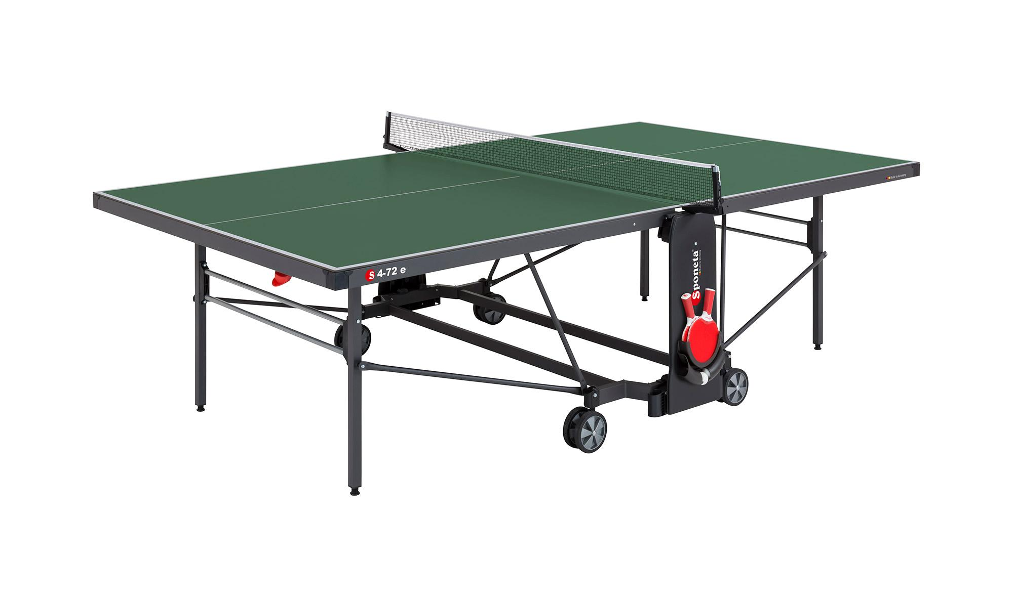 Sponeta Expert Outdoor Green Table Tennis Table