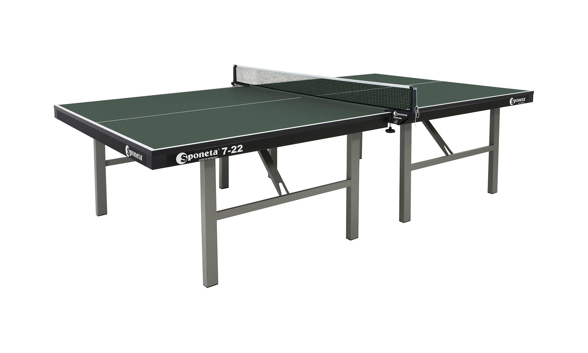 Sponeta Pro-Competition Indoor table tennis table