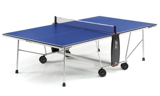 Cornilleau Sport 100 Indoor Table Tennis Table in Play Position