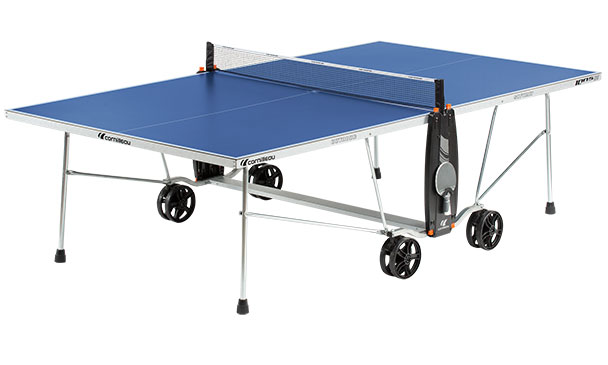 Blue Cornilleau Sport 100S Crossover Outdoor Table Tennis Table
