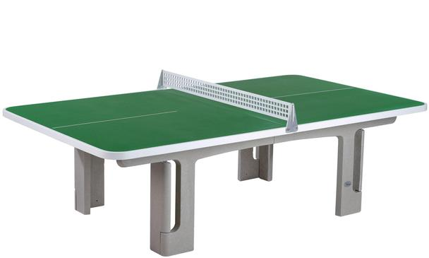 Butterfly B2000 Green Standard Concrete Table Tennis Table