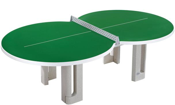 Butterfly F8 Green Polymer Concrete Table Tennis Table