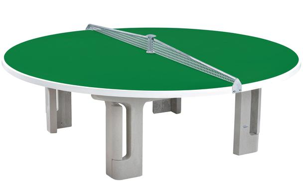 Butterfly R2000 Green Polymer Concrete Table Tennis Table