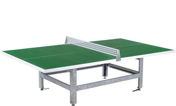 Butterfly S2000 Green Polymer Concrete Table Tennis Table