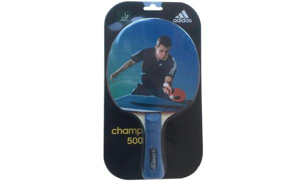 Adidas Champ 500 Table Tennis Bat in Packaging