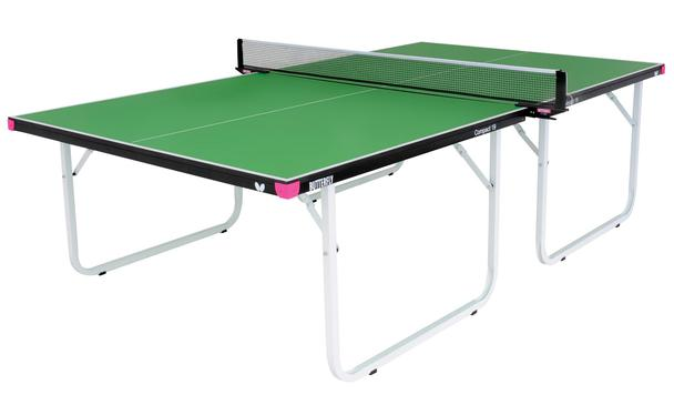 Butterfly Compact 19 Green (full size, compact storage) Indoor Table