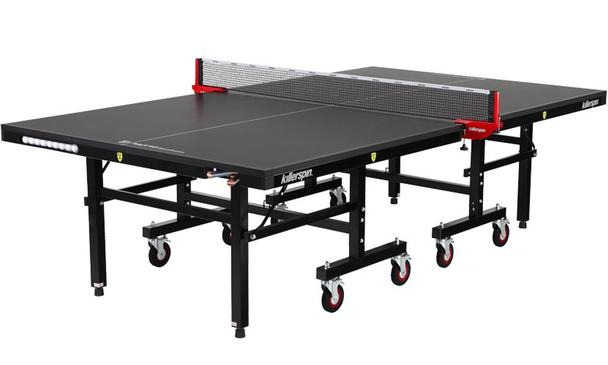 Killerspin MyT10 BlackStorm Outdoor Table Tennis Table