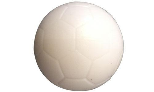 10 x Gallant Knight White Table Footballs