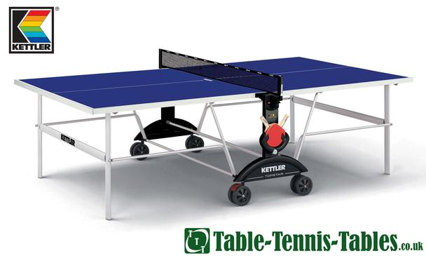 Kettler Topstar Outdoor Table Tennis Table Discontinued