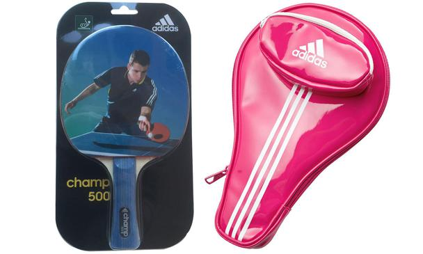 Adidas Solo Set (Bat + Bat Cover)