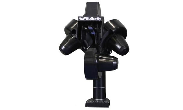Butterfly Amicus Advance Table Tennis Robot - Discontinued