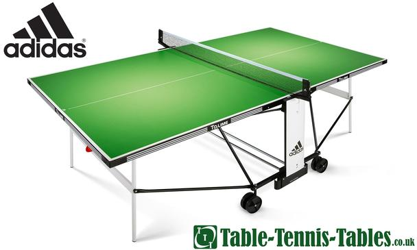Adidas To.Lime Table Tennis Table: Discontinued