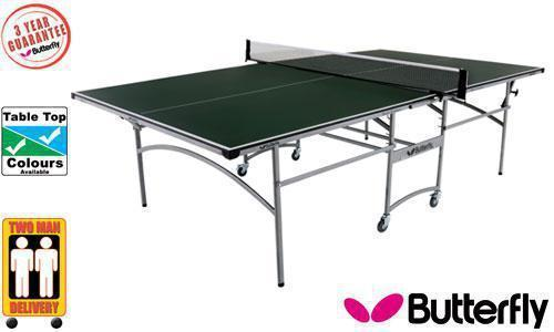 Butterfly Outdoor Sport Table Tennis Table - Green
