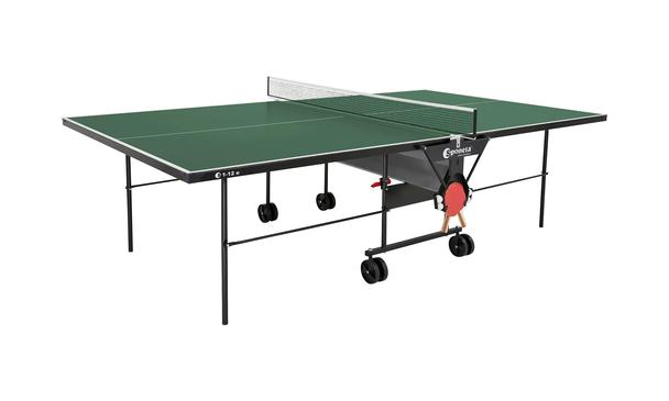 Sponeta Hobbyline Outdoor table tennis table in Green