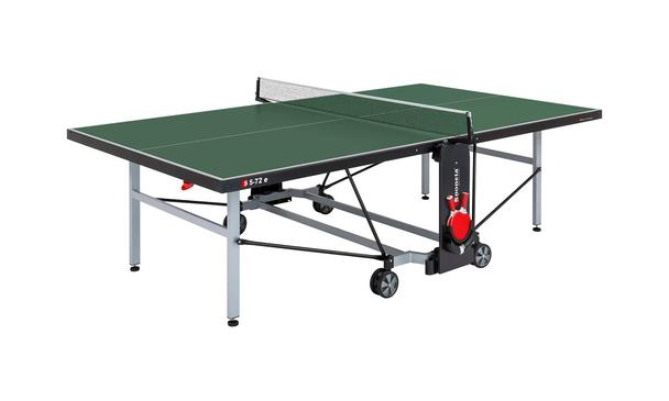 Sponeta Deluxe Outdoor table tennis table in Green